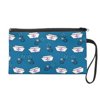 Nurse Clutch Bag Nurse Caps