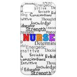 Nurse Describing Words Gifts iPhone 5 Cover