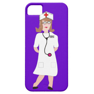 Nurse Design iPhone 5 Barely There Case iPhone 5 Cases