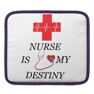 Nurse Destiny iPad Sleeve