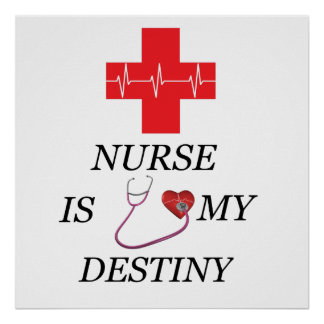 Nurse Destiny Poster