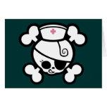 Nurse Dolly Card