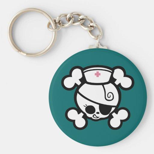 Nurse Dolly Key Chains