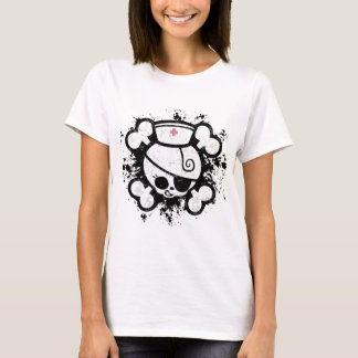 Nurse Dolly Splat T-Shirt
