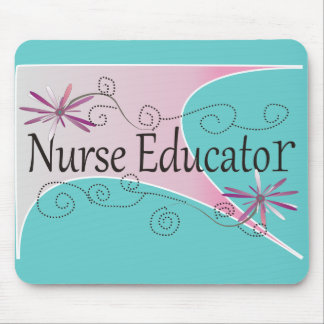 Nurse Educator Gifts Mouse Pad