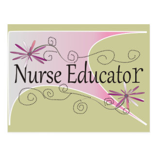 Nurse Educator Gifts Postcard