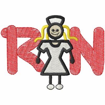 Nurse Embroidered Jackets
