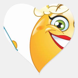 nurse emoji heart sticker