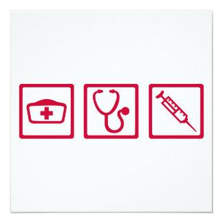Nurse equipment card