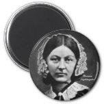 Nurse Florence Nightingale Magnets