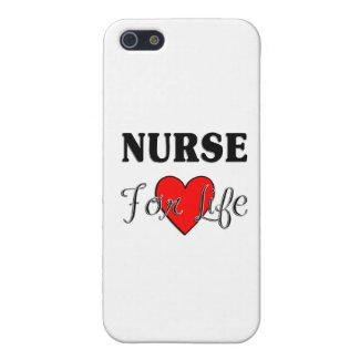 Nurse For Life Cases For iPhone 5