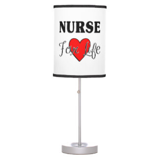 Nurse For Life Desk Lamp