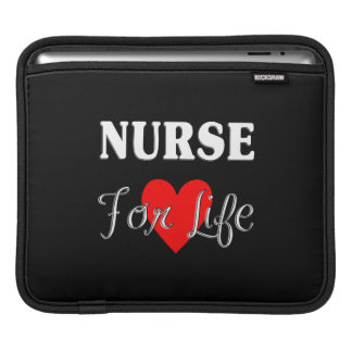 Nurse For Life Sleeve For iPads