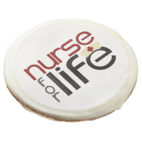 Nurse For Life Sugar Cookie