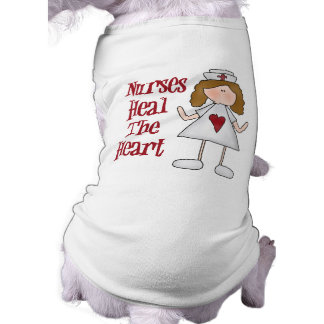 Nurse Gift Pet Tee Shirt