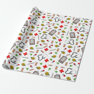 nurse gift ideas wrapping paper