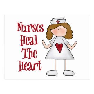 Nurse Gift Postcard