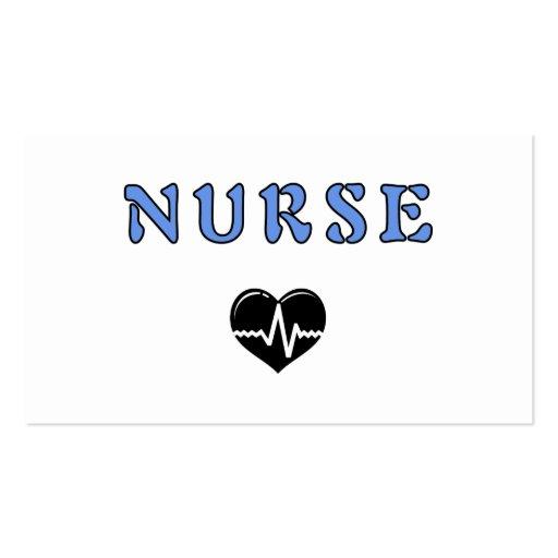 Nurses business card templates page2 bizcardstudio nurse gifts business cards colourmoves Choice Image