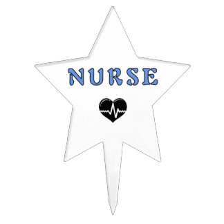 Nurse Gifts Cake Topper