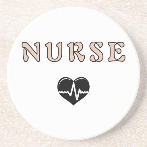 Nurse Gifts Drink Coasters