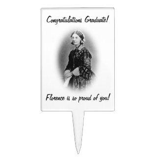 Nurse Grad Congratulations!-Florence Nightingale Cake Topper