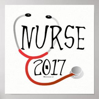 Nurse Graduate 2017 Poster
