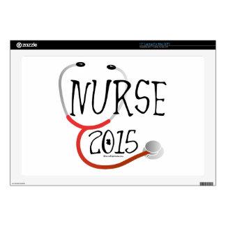 Nurse Graduation Announcement 2015 Skins For Laptops