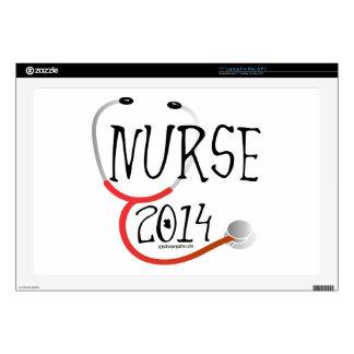 Nurse Graduation Announcement 2015 Decal For Laptop