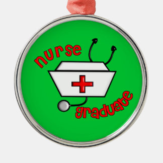 Nurse Graduation Christmas Ornament