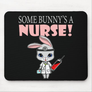 Nurse Graduation Gift Cute LPN MSN BSN Registered Mouse Pad