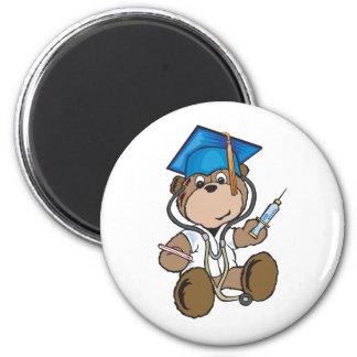 Nurse Graduation Gifts & Medical School Grads 2 Inch Round Magnet