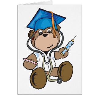 Nurse Graduation Gifts & Medical School Grads Greeting Card