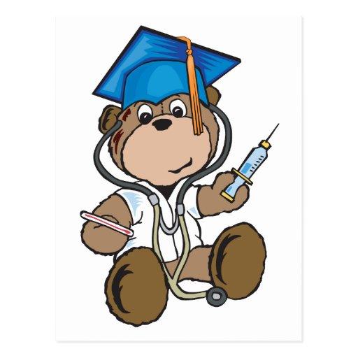 Nurse Graduation Gifts & Medical School Grads Postcard