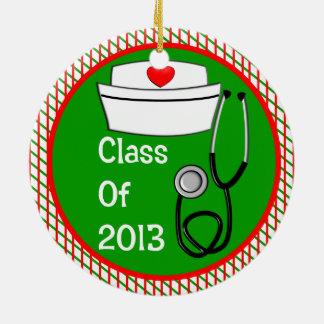 Nurse Graduation Ornament Class 2013