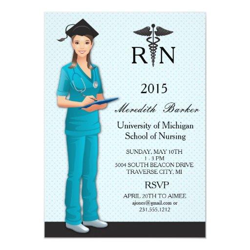Highschool Graduation Invitations is adorable invitation ideas