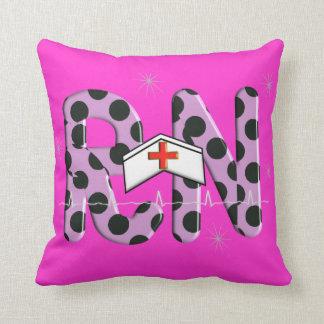 "Nurse Graduation Pillow ""RN"""