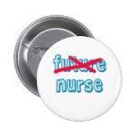 Nurse Graduation Products Pinback Button