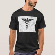 Nurse Graduation Wyoming CNA NP RN T-Shirt