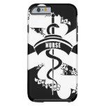 Nurse Heart Tattoo iPhone 6 Case