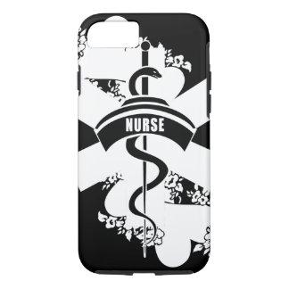 Nurse Heart Tattoo iPhone 7 Case
