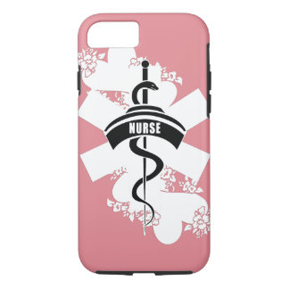 Nurse Heart Tattoo iPhone 8/7 Case