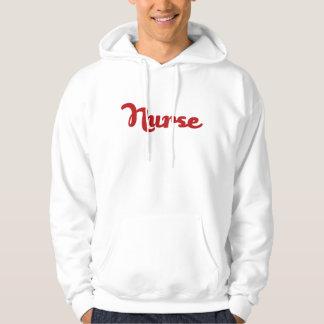 Nurse Hooded Sweatshirts