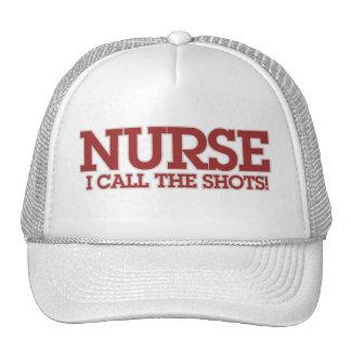 Nurse Humor Hats