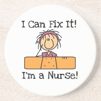 Nurse I Can Fix It T-shirts and Gifts Coaster