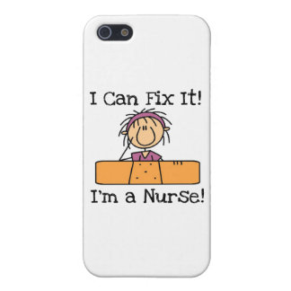 Nurse I Can Fix It T-shirts and Gifts Cover For iPhone SE/5/5s