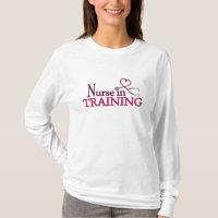 Nurse in Training - Pink T-Shirt