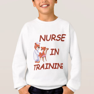 NURSE IN TRAINING SWEATSHIRT
