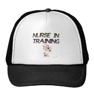 NURSE IN TRAINING TRUCKER HAT