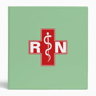 Nurse Initials Binder