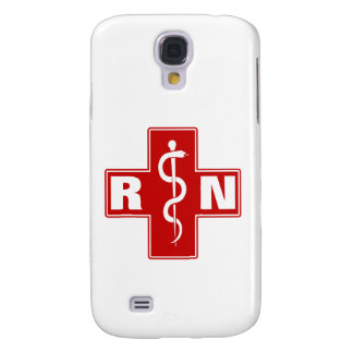 Nurse Initials Galaxy S4 Cover